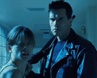 DARK SKIES 19: TERMINATOR 2: JUDGEMENT DAY 70MM