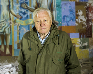 DAVID ATTENBOROUGH: A LIFE ON OUR PLANET + SATELLITE Q&A