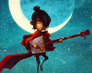 IFI FAMILY: KUBO AND THE TWO STRINGS 2D