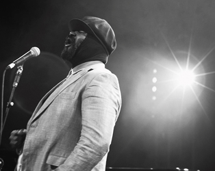 DOC'N'ROLL: GREGORY PORTER: DON'T FORGET YOUR MUSIC