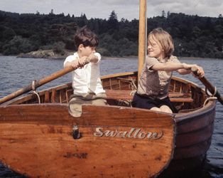 IFI FAMILY: SWALLOWS AND AMAZONS