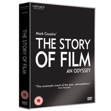 Story Of Film - DVD Mark Cousins