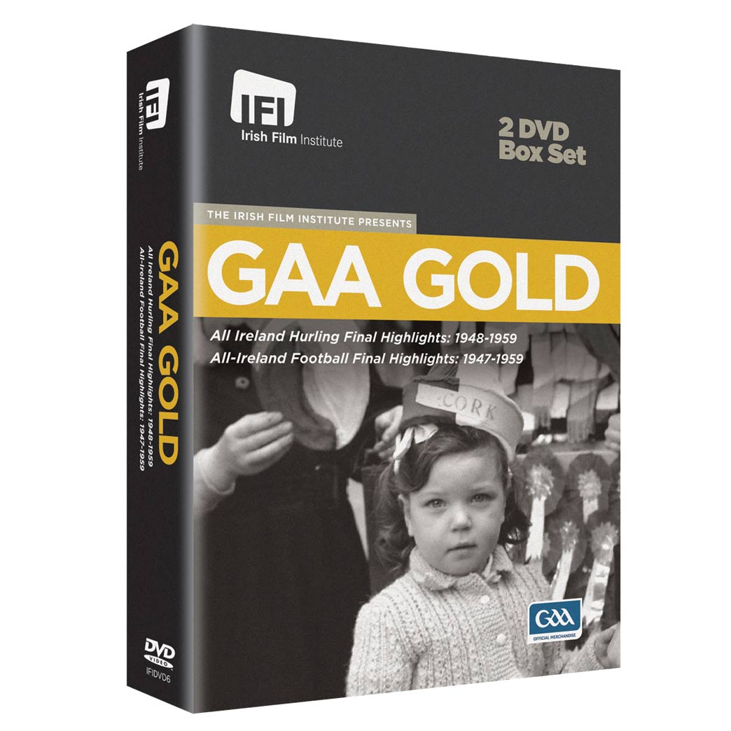 GAA Gold: 2 DVD Box Set